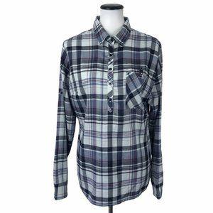 Kuhl Speketra Popover Plaid Shirt #85
